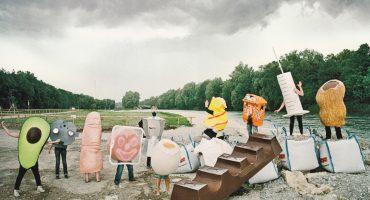 Projekt Jeff Koons | Gruppenfoto