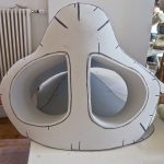 Projekt Jeff Koons | Rohform Nase